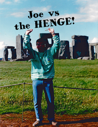 Stonehenge Photo Fail