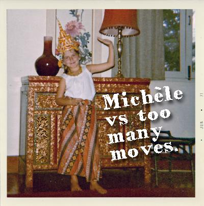 Michele Mozian Thai Dancer