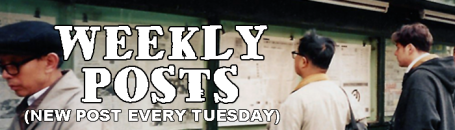 weekly tuesday post banner